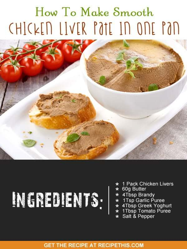 How To Cook Liver Pate