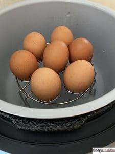 How To Cook Eggs In A Ninja Foodi?
