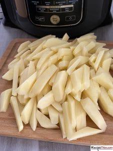 French Fries In Ninja Foodi