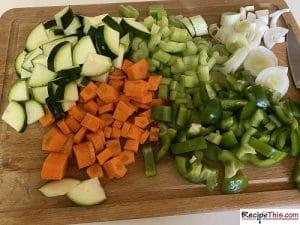 Soup Maker Cabbage Soup