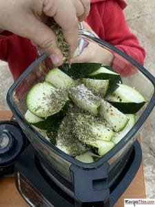 How To Make Courgette Soup?