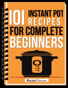 101 instant pot binder