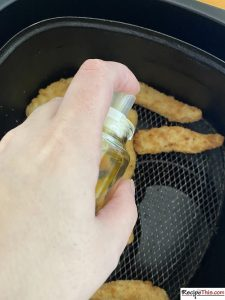 Can You Reheat Chicken Tenders In Air Fryer?
