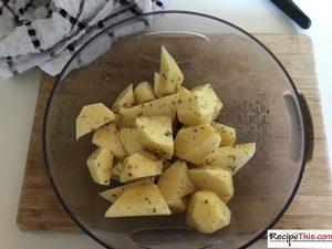 Duck Fat Potatoes In Air Fryer
