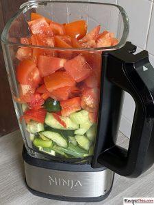 How To Make Salad Soup?