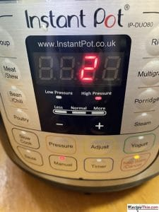 How To Do The Instant Pot Water Test?