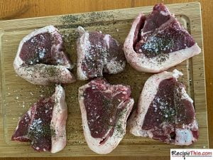 How To Cook Lamb Chops In Instant Pot?