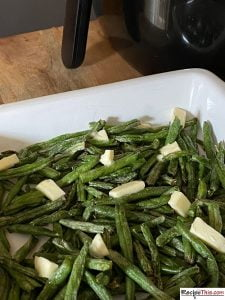 Can You Cook Frozen Green Beans In The Air Fryer?