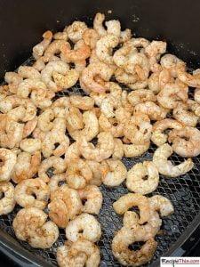 Can You Air Fry Frozen Shrimp?