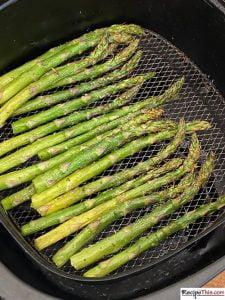 How Long To Air Fry Asparagus?