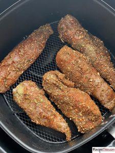 How To Make Chicken Tenders In Air Fryer?