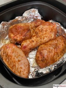 Can You Cook Turkey Wings In An Air Fryer?