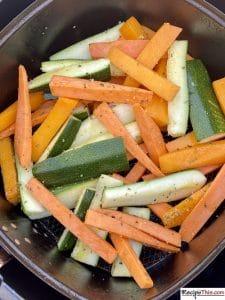 Best Veggie Fries