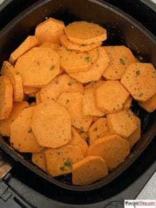 How To Air Fry Sweet Potatoes?