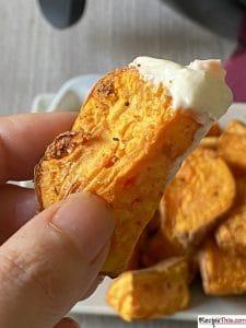 How To Make Crispy Sweet Potato Wedges?