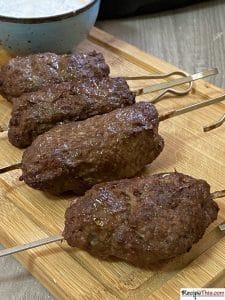 Kabobs In Air Fryer