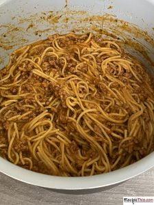 How To Cook Spaghetti Pasta In Ninja Foodi?