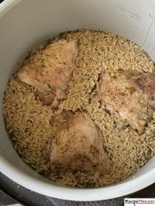 How To Cook Chicken & Rice In Ninja Foodi?