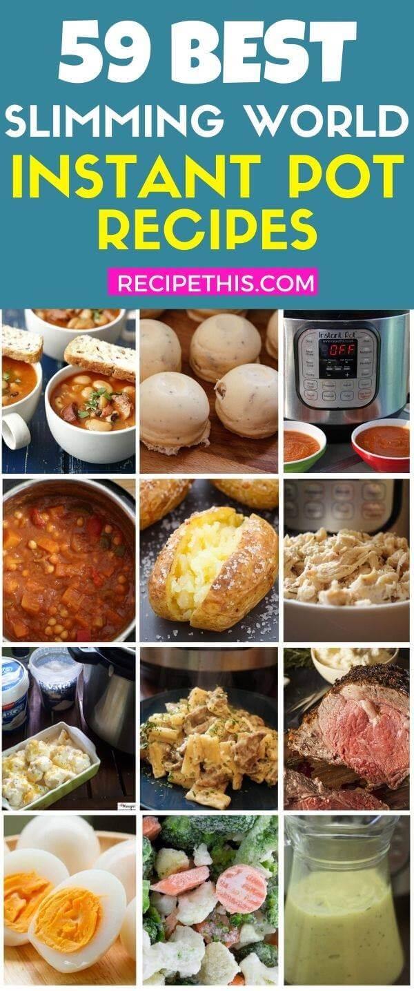 59 best slimming world instant pot recipes
