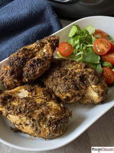 How Long To Cook Chicken Breast In Ninja Foodi?