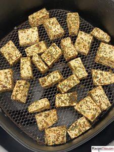 Can You Air Fry Tofu?