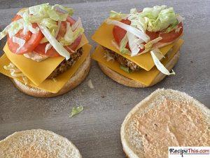 How To Make A Zinger Burger?