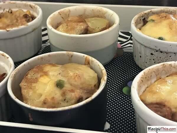 Air Fryer Cheesy Scalloped Potatoes Au Gratin