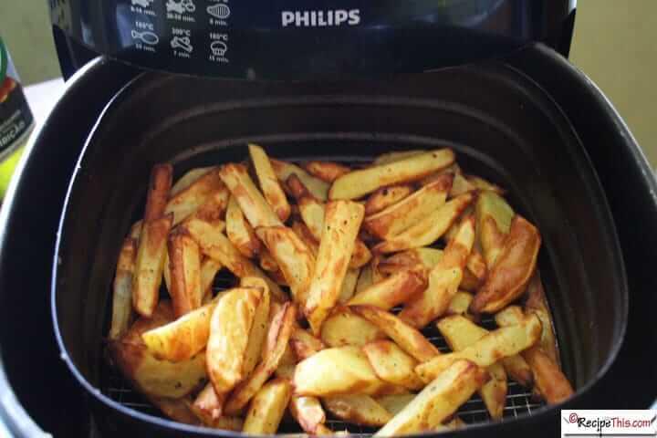Air Fryer Five Guys Cajun Fries (Copycat Recipe)