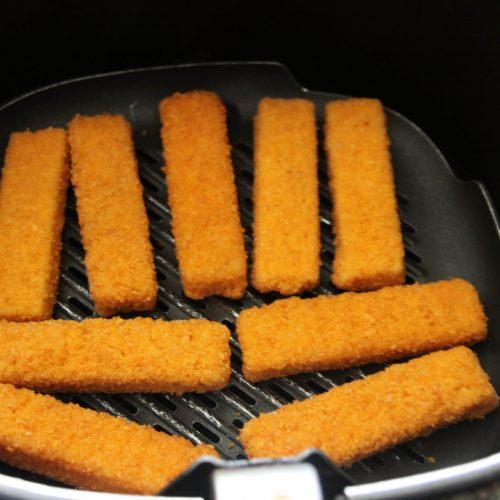 Air Fryer Frozen Fish Sticks