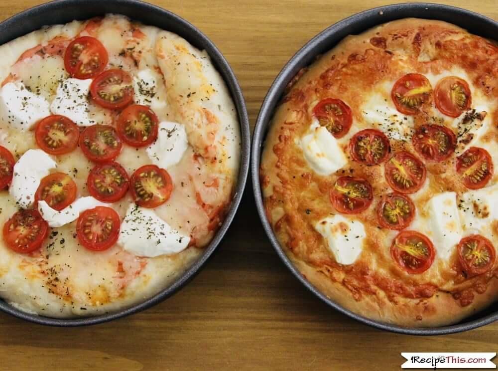 Air Fryer Homemade Pizza air fryer oven shelves matter