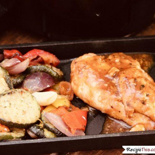Air Fryer Honey Chipotle BBQ Chicken