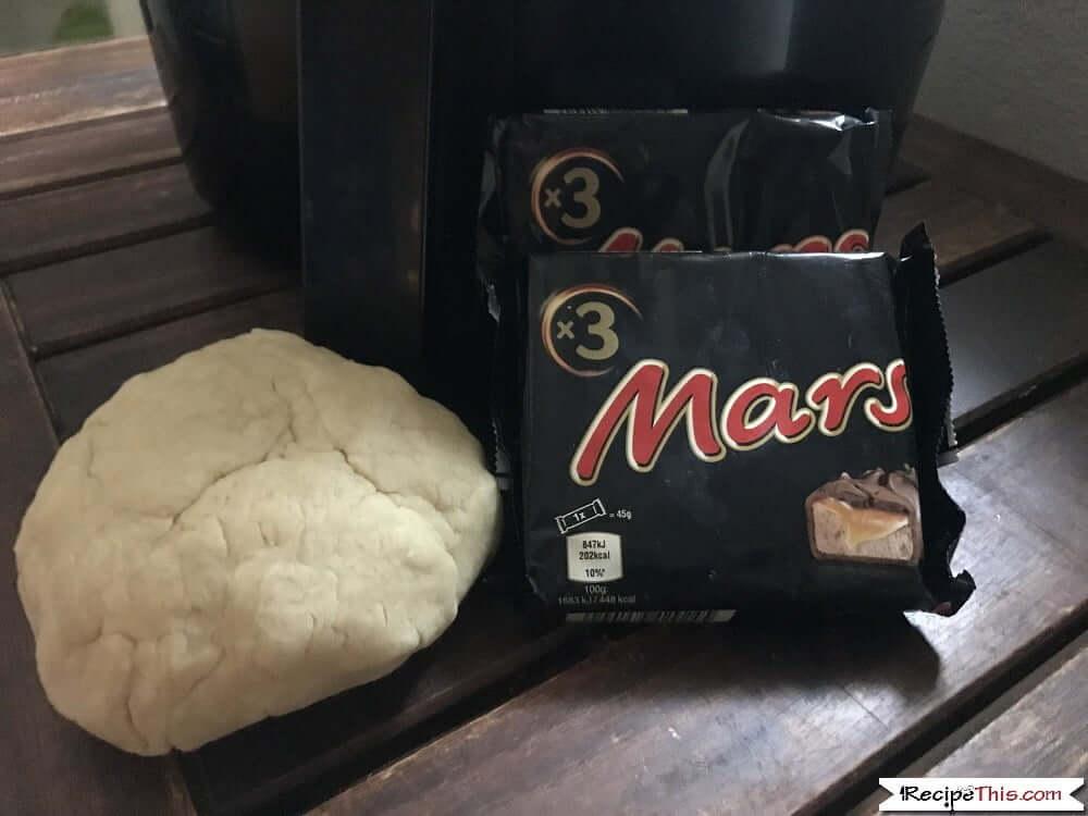 Air Fryer Mars Bar Ingredients