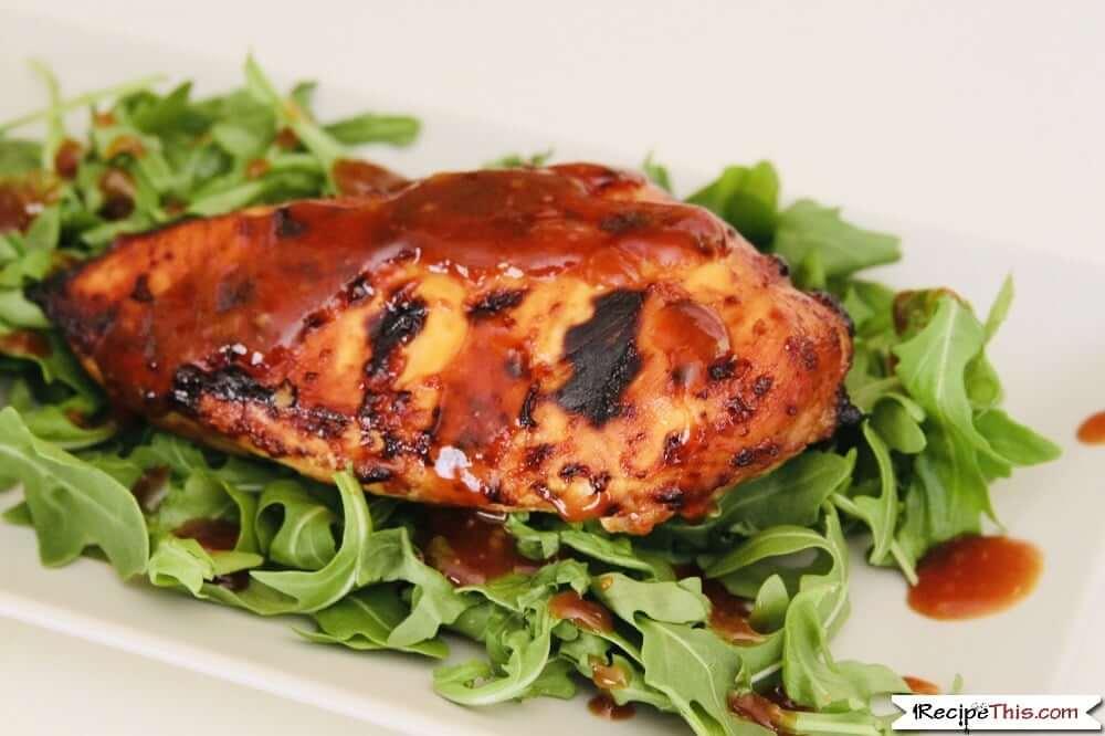 Air Fryer Oven Chicken Breast