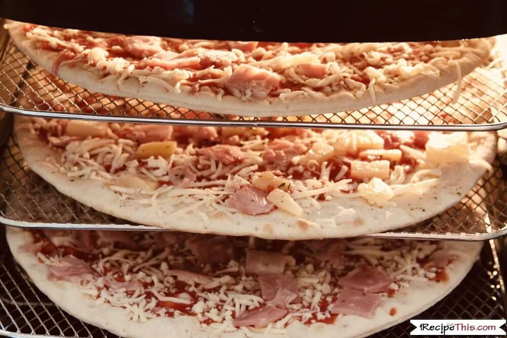 Air Fryer Oven Frozen Pizza