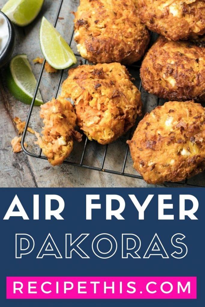Air Fryer Pakoras at recipethis.com