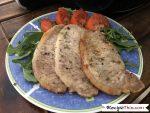 Air Fryer Pork Steak