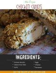 Flourless Air Fryer Chicken Cutlets