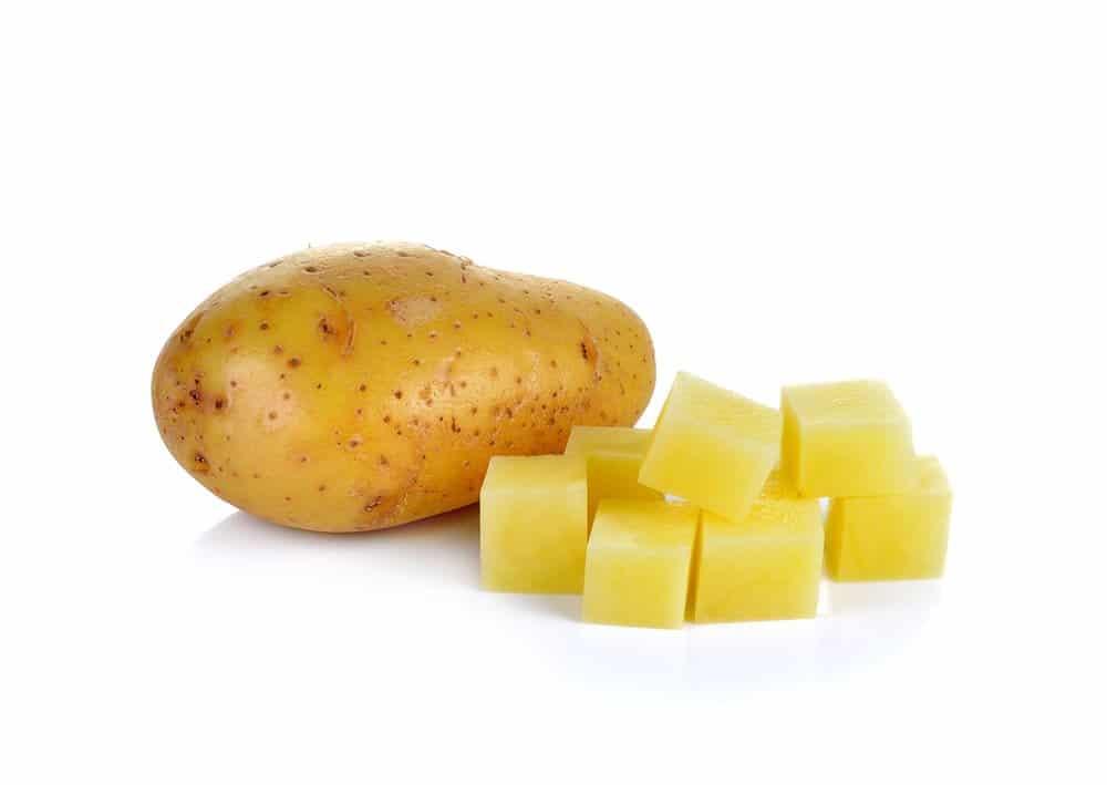 """air fryer garlic potatoes"""