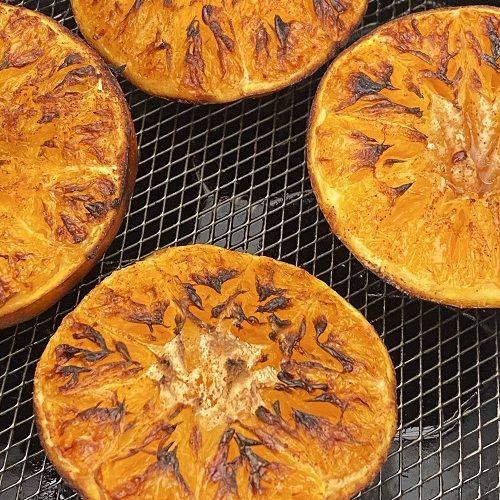 Air Fryer Roasted Oranges