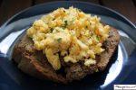 Air Fryer Scrambled Eggs On Toast