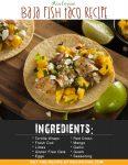 Airfryer Baja Fish Taco Recipe