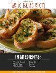 Airfryer Garlic Bread Recipe