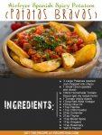 Airfryer Spanish Spicy Potatoes (Patatas Bravas)