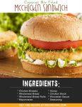 Copycat Air Fried McChicken Sandwich