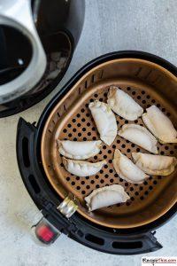 Frozen Potstickers In Air Fryer