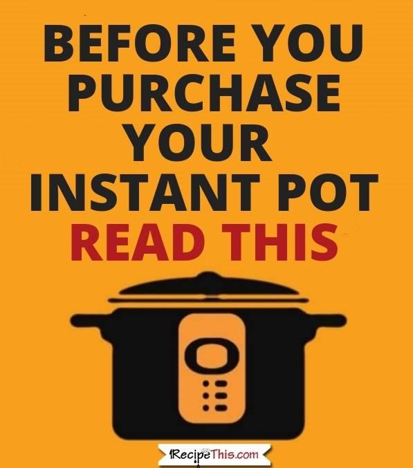 101 Instant Pot Tips & Tricks For Beginners