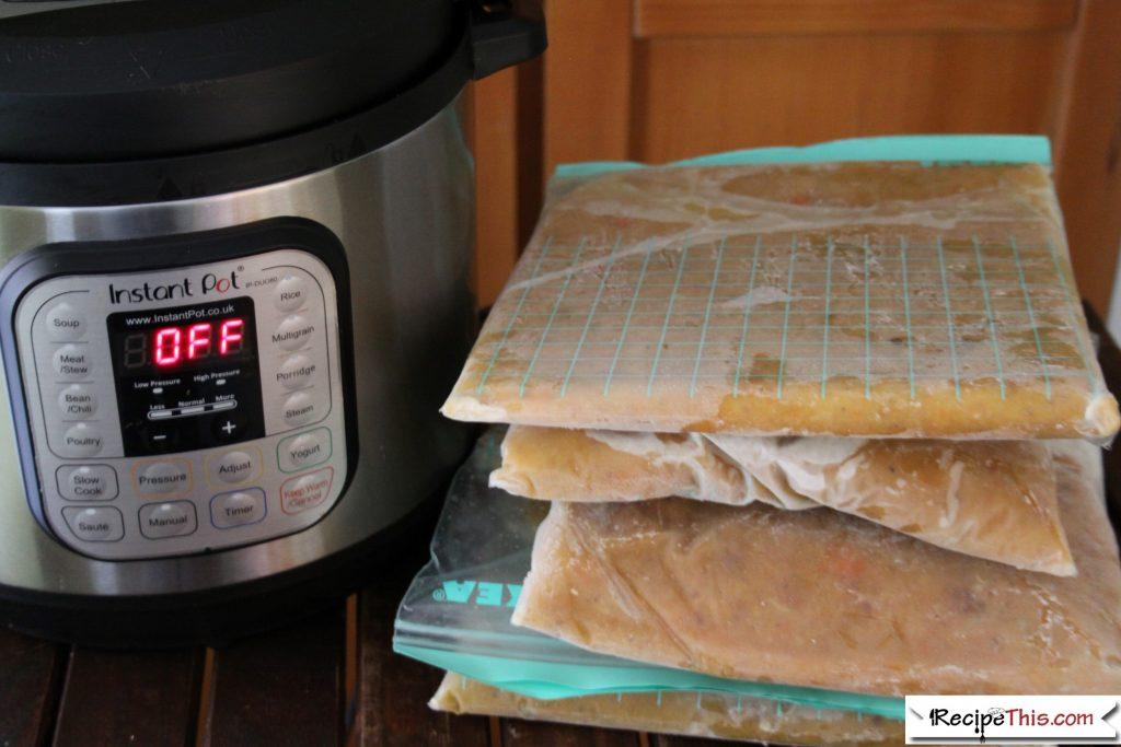 Instant Pot Freezer Meals For Beginners
