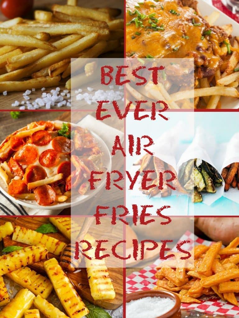 Best Ever Air Fryer Fries Recipes