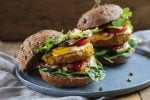 Welcome to my best ever leftover turkey burgers in the air fryer recipe.