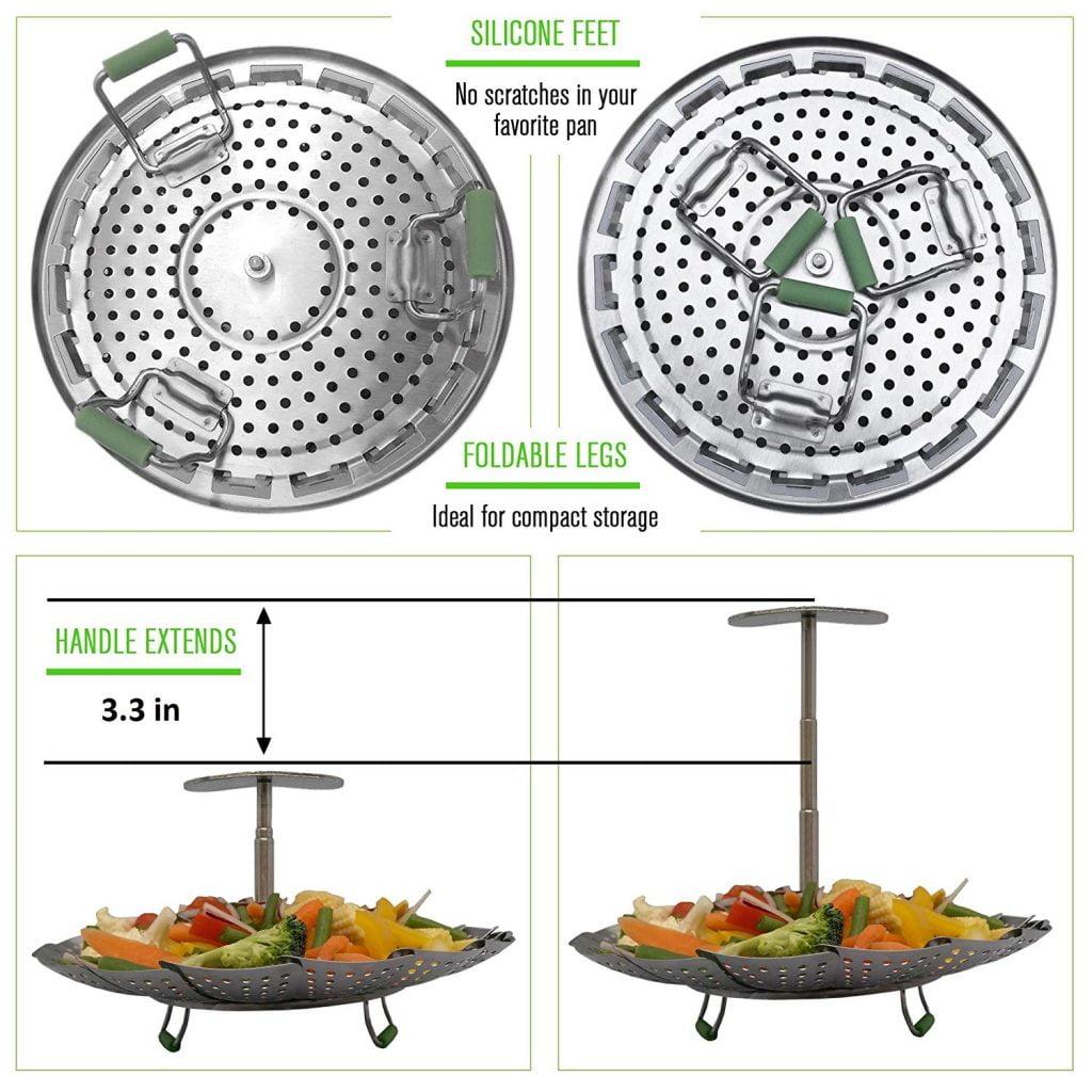 Best Instant Pot Steamer Basket Instructions